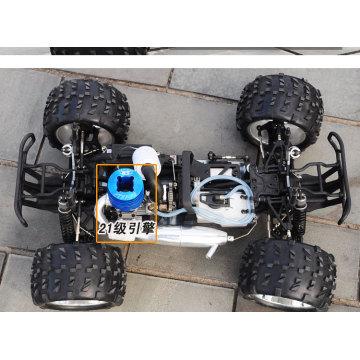 RC Model Car 1/8th Scale 4WD Nitro RC Buggy
