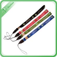 Mode Günstige Preis Veranstaltungen Polyester Silkscreen Armbänder Einmal verwendet