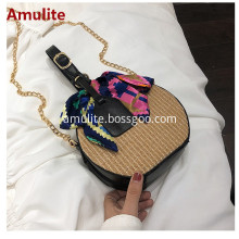Straw Products Small Round Bag Beach Bags