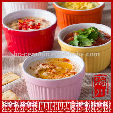 Ceramic Bakeware Pet bowl Tableware pet bowl green