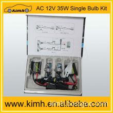 hottest digital slim 12v 35w 6000k dual beam hid kit h4 hid xenon