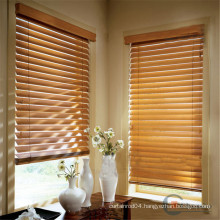 Wholesale china cheap wooden slats venetian blind