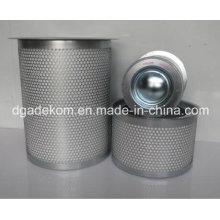 Cartouche d'élément de filtre séparateur de haute qualité pour compresseur d'air