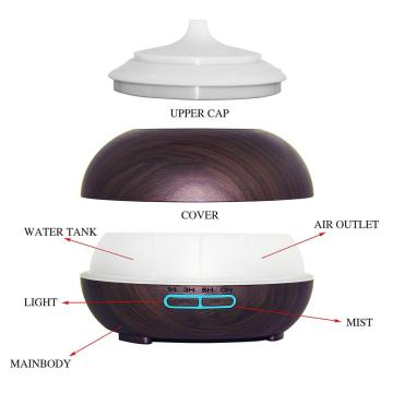Ultrasonic Electric Aroma Diffuser Humidifier