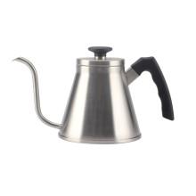 Bouilloire à café en acier inoxydable à col de cygne