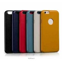 Großhandels PU-Kasten für iPhone6 Handy-Fall