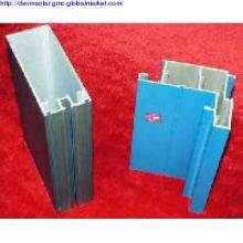 extruded aluminum profile:Aluminum Curtain Wall Profile