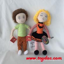 Story Book Cotton Dolls
