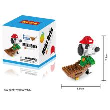 Строительные блоки Интеллектуальные игрушки DIY 3D головоломка (H9537084)