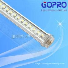 Tubo de las lámparas fluorescentes del producto LED T5 11.5w verde