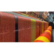malla de barrera de seguridad malla de barrera in situ de carretera