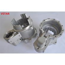 Pieza de aluminio que trabaja a máquina del CNC de la alta precisión de la venta caliente