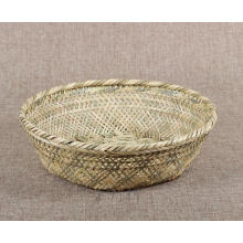 High Quality Handmade Natural Bamboo Basket (BC-NB1008)