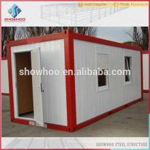 Casas de contentores pré-fabricadas baratas fabricadas na China