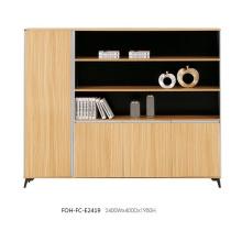 Foh Best Sale Wooden Open Office File Cabinet (FOH-FC-E2419)