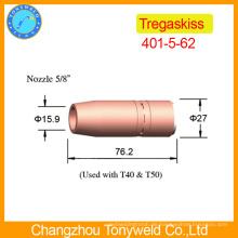 Schweißbrenner Zubehör 401-5-62 Tregaskiss Schweißdüse