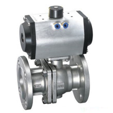 Edelstahl Magnetventil Motor PVC Kugelhahn