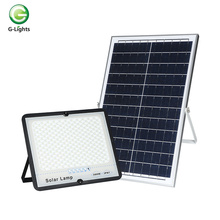 Outdoor lighting 200w led solar flood lights