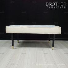 Гостиной мебель для спальни деревянные ножки ткань кровать конец стул