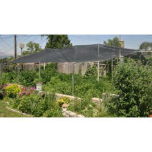 High Screen Power Garden Shade Netting For Courtyard , Hdpe