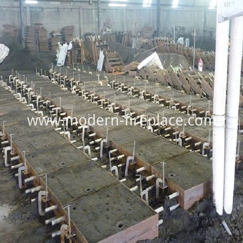 For Fireplaces  Wood Inserts Production