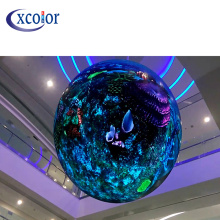 Discount Price for Led Globe Display,Led Screen Panel,Globe Magic Display Manufacturer in China New Products Sphere LED Display P4 LED Ball supply to Netherlands Manufacturer