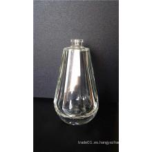 Botellas de perfume de vidrio con lujo de alta calidad y precio de fábrica