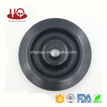 Compression Molded Rubber Diaphragm Intermediate Nylon Fabric Reinforced Rubber Diaphragm