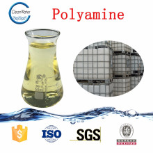Cationic Polymer Resin for Dye Effluent waste water Treatment Polyamine