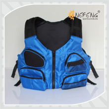 2016 New Fishing Kayak life jacket,Professional Team Popular foam life jacket