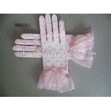 HMD Short Wedding Lace Gloves