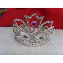Flower PP Diamonds Crown Tiara