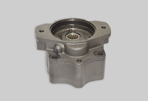 gear oil pump electric