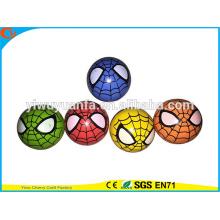 Высокое качество резины высокое красочные Паук прыжки мяч игрушка для малыша