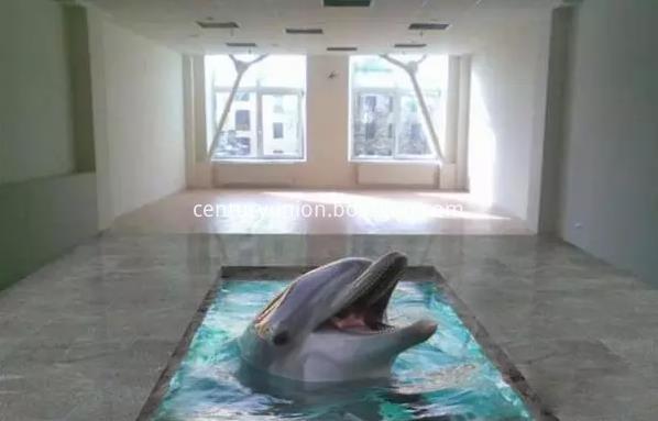Comfortable and quiet floor