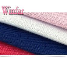 Single Jersey Spandex Polyester Stretch Stoff