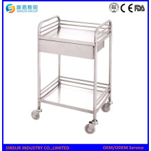 ABS Hospital Furniture General Use Medical Trolley