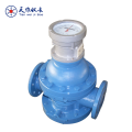 Tampilan digital Hydraulic Oil Flow Meter