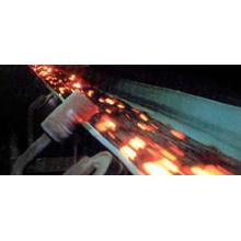 Cinturón de resistencia al fuego tejido sólido