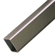 Tubo hueco rectangular de aluminio sacado venta caliente
