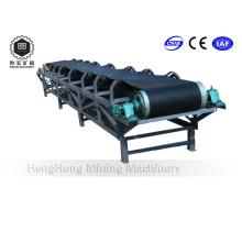 Bande de conveyeur d'équipement de quary d'usine concrète de capacité élevée