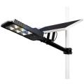 LED split solar street light with plastic cover