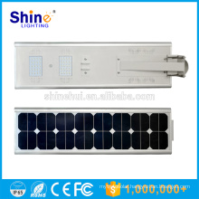 American sunpower solar panel led solar street light with CE and ROHS with IP65