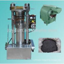 Hydraulic oil presser