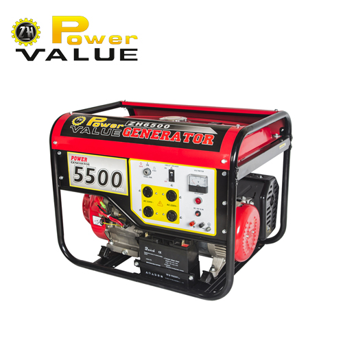 5kw 5kva Gasoline Generator Price in Pakistan for Sale