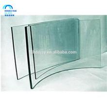 Qinhuangdao Radius 500mm vidrio templado templado curvado en China