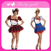 Tutu Skirt Hello Kitty Costume