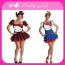 Tutu Skirt Hello Kitty Costume