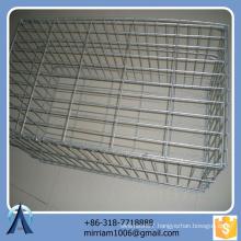 Anping Baochuan Directly Sale PVC Coated Welded Gabion Baskets