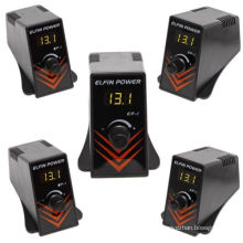 Nouveau Black Pro Digital Display EP-1 Tattoo Power Supply